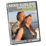 Dvd Sexo Sublime Depois dos 50 Para Mulheres Loving Sex