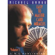 Easy to Master Card Miracles Volume 1 by Michael Ammar video DOW