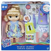 Hasbro Baby Alive Finger Paint Baby - Multi Color