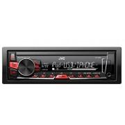 JVC KD-X220 Receptor radio am/fm digital con entrada frontal USB/AUX