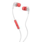 CASTI SKULLCANDY DIME MASH-UP/CLEAR/CORAL