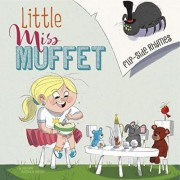 Little Miss Muffet Flip-Side Rhymes by Colin Jack