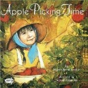 Apple Picking Time by Michele Benoit Slawson