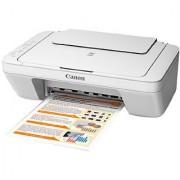 Canon PIXMA MG 2570 AIO Inkjet Color Printer (Print Scan Copy)