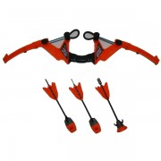 Arc Zing Z-Tek Bow cu 3 sageti