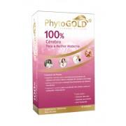 PhytoGold 100% Cérebro para Mulher Moderna 30 ampolas