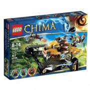 [Parallel import goods] LEGO Chima Laval Royal Fighter 70005 = Regochima Laval Royal Fighter 70005 (japan import)
