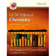 New Grade 9-1 GCSE Chemistry for Edexcel: Student Book with Online Edition by CGP Books
