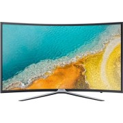 "Televizor LED Samsung 139 cm (55"") UE55K6300, Full HD, Smart TV, Ecran Curbat, WiFi, CI+ + Lantisor placat cu aur si argint + Cartela SIM Orange PrePay, 6 euro credit, 4 GB internet 4G, 2,000 minute nationale si internationale fix sau SMS nationale din ca"
