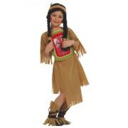 Cesar - A383-002 - Costume - Indienne - Cintre - 8/10 ans
