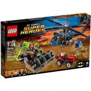 LEGO Super Heroes- Dc Universe - 76054 - Batman - La Récolte De Peur De L'épouvantail