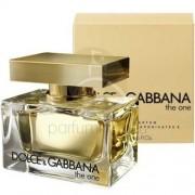 Dolce & Gabbana - The One női 75ml eau de parfum teszter