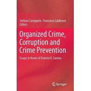 Organized Crime, Corruption, and Crime Prevention by Stefano Caneppele