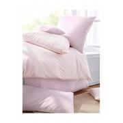 Irisette Bügelleichte Jersey-Bettwäsche, ca. 155x220cm Irisette lila