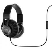 JBL Synchros S700 Premium Powered Over-Ear Stereo Headphones Black