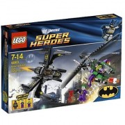Lego Superheroes Batwing Battle Over Gotham City
