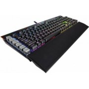 Tastatura Gaming Corsair K95 RGB Cherry MX Speed USB Black