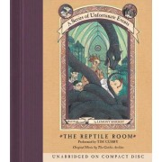 A Series of Unfortunate Events #2: The Reptile Room [Unabridged CD] by Lemony Snicket