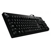 KBD, Logitech G610, Orion Red Backlit, Gaming, Mechanical, US Int'l, USB (920-007846)