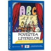 Povestea Literelor - E-Book Si Soft Educational Cls 1 Si 2