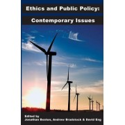 Ethics and Public Policy by Jonathan Boston