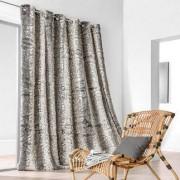 """Vorhang """"Loup"""", 1 Vorhang, 230 x 250 cm - Grau"""