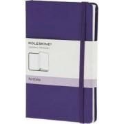 Moleskine Brilliant Violet Pocket Portfolio Hard by Moleskine