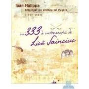 Chisinaul pe vremea lui Puskin 1820-1823 cu 333 de interventii de Lica Sainciuc - Ioan Halippa