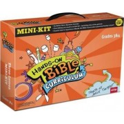 Hands-On Bible Curriculum: 3-Lesson Mini-Kit for Grades 3 & 4 by Group Publishing