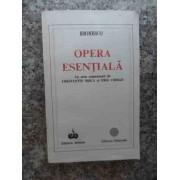 Opera Esentiala Cu Zece Comentarii De Constantin Noica Emil Cioran - Mihai Eminescu