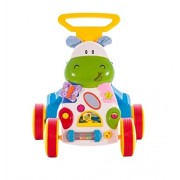 Chipolino Musical Baby Walker (Hippo)