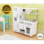 White Vintage Kitchen - dimension (cm) : 83 x 29 x 90