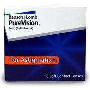Purevision Toric para Astigmatismo