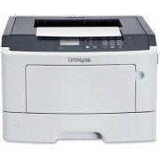 Imprimanta laser alb-negru Lexmark MS415DN, A4, 38 ppm, Duplex, Retea
