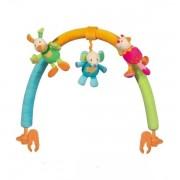 Arc jucarie vibratoare Elefantel - Brevi Soft Toys
