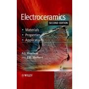 Electroceramics by A. J. Moulson