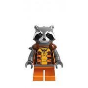 LEGO Super Héroes de Guardianes de la Galaxy Rocket Raccon Minifigura (76020)