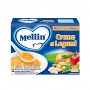 Mellin Brodi - Crema di legumi - Confezione da 104 g ℮ (8 bustine x 13 g)