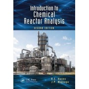 Introduction to Chemical Reactor Analysis by R. E. Hayes