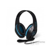 Casti Spirit of Gamer PRO-H5 Blue, negru/rosu