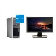 Sistem BASIC! HP XW4600, Monitor LCD 19 inch Dell E1910f