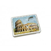 Шоколадови бонбони Sorini Roma Latta Souvenir 245 гр метална кутия