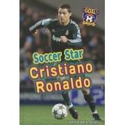 Soccer Star Cristiano Ronaldo by John Albert Torres