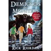 Demigods and Monsters: Your Favorite Authors on Rick Riordan's Percy Jackson and the Olympians Series, Paperback