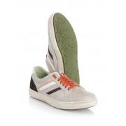 Walbusch Leder-Sneaker Air Beige 42