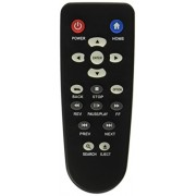 Nettech WD remote 1 Universal Remote Control Replacement Fit for WD Western Digital 1080P HD WDTV Media Player WDTV001RNN