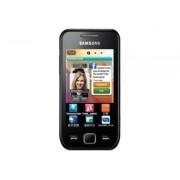 "Samsung Wave 575 - Smartphone - 3G - microSDHC slot - GSM - 3.2"" - 240 x 400 pixels - TFT - 3,2 MP - Bada OS"