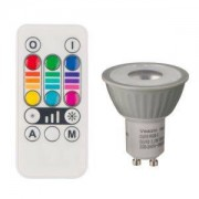 Vezzio GU10 MR16 LED Reflector Spot Light Bulb