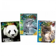 Zoobooks Two-Year, 12-Issue Print Subscription to Zootles or Zoobies