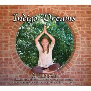 Indigo Dreams: 4 Children's Stories Designed to Decrease Stress, Anger and Anxiety While Increasing Self-Esteem and Self-Awareness